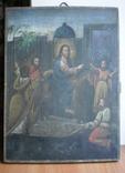 Икона Вход Господень в Иерусалим photo 4