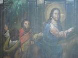 Икона Вход Господень в Иерусалим photo 6