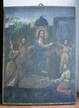 Икона Вход Господень в Иерусалим photo 8