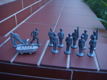 Оловянные солдатики, матросы, 12 шт photo 1