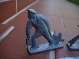 Оловянные солдатики, матросы, 12 шт photo 3