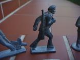 Оловянные солдатики, матросы, 12 шт photo 4