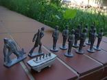 Оловянные солдатики, матросы, 12 шт photo 8