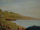 Морской пейзаж, Богданов, 1940г photo 5