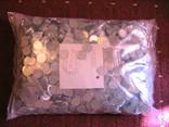 1 копейка 5 тысяч монет 7,5 кг упаковано Ощадбанком