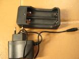 Зарядное для аккумуляторов 18650 б/у