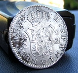 2 Реала 1812 р. Фердинанд 8 Іспанія photo 5