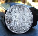2 Реала 1812 р. Фердинанд 8 Іспанія photo 6
