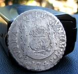 2 Реала 1749 р. photo 1