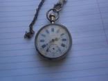 Часы карманные Patent