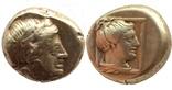 Гекта Lesbos Mytilene 377-326 гг до н.э. (58_6)