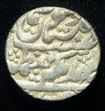 Индия рупия 17 век серебро
