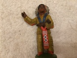 Индеец 33 из серии индейцы ковбои ГДР photo 1