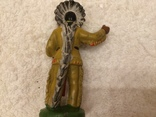 Индеец 33 из серии индейцы ковбои ГДР photo 2