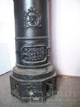 Печка дореволюционная (с казаком) - 40 кг.+ доставка безкоштовна photo 4