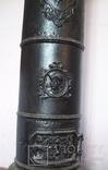 Печка дореволюционная (с казаком) - 40 кг.+ доставка безкоштовна photo 7