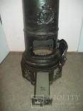 Печка дореволюционная (с казаком) - 40 кг.+ доставка безкоштовна photo 9