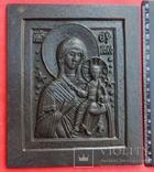 Крупная икона Смоленской Богоматери photo 6