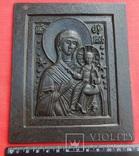 Крупная икона Смоленской Богоматери photo 7