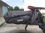 Велобаул, велосумка LOMO.