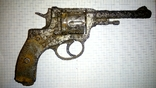 Револьвер СРСР наган photo 2