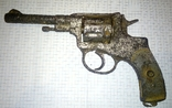 Револьвер СРСР наган photo 3