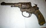 Револьвер СРСР наган photo 7