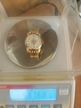 Мужские золотые часы 583пр. photo 1
