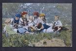 Украинские типы., фото №2