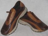 Кроссовки SALLY O HARA нат.кожа 25,5см из США