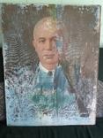 Портрет Хрущева - 60-е года 91х70 см.