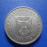 Веймар 3 марки 1930 Вальтер фон Фогельвейде (1.3.15)~ photo 2