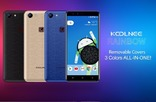 Koolnee Rainbow 1Gb 8Gb 3G Android 8.1 с 3-мя цветными панелями + бампер