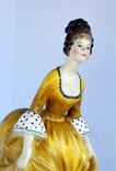 Фарфор Royal Doulton Англия Coralie 1963 photo 1