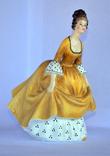 Фарфор Royal Doulton Англия Coralie 1963 photo 2
