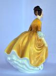 Фарфор Royal Doulton Англия Coralie 1963 photo 3