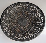 Настенная тарелка Гиппокампы и Русалки Buderus Germany