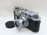 Легендарная Leica Ernst Leitz Wetzlar №343336 photo 2