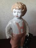 Мальчик с медведем ЛФЗ photo 7