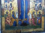 Икона Божией Матери «Всех скорбящих Радость» 44х35.5х2.6см photo 7