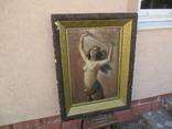 Старовинна картина.підписна. photo 2