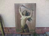 Старовинна картина.підписна. photo 4