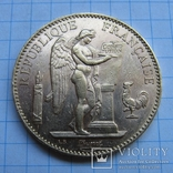 100 франков 1908 г. Франция (Ангел) photo 3