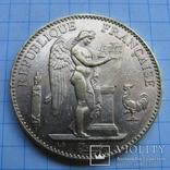 100 франков 1908 г. Франция (Ангел) photo 5