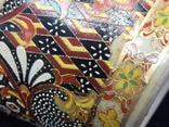 Интерьерная высокая китайская ваза в росписи., фото №6