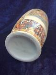 Интерьерная высокая китайская ваза в росписи., фото №8