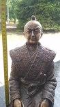 Самураи , бронза 10 кг photo 3