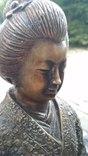 Самураи , бронза 10 кг photo 7