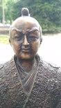 Самураи , бронза 10 кг photo 8