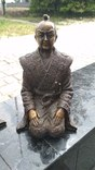 Самураи , бронза 10 кг photo 11